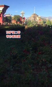 拉萨慢二零 带你看西藏! 2020国庆,布宫广场探访~ #拉萨骑行 #西藏旅行 #拉萨租自行车
