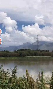 拉萨慢二零 带你看西藏! 天冷了,回忆下夏天的感觉~ #拉萨骑行 #拉萨租自行车 #西藏旅行
