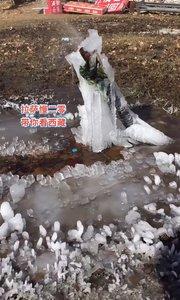 拉萨慢二零 带你看西藏! 早晚的低温绝对可以滴水成冰~ #拉萨骑行 #拉萨租自行车 #西藏旅行