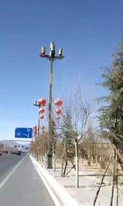 拉萨慢二零 带你看西藏! 达孜工业园,一股清新风~ #西藏旅行 #拉萨骑行 #拉萨租自行车