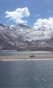 拉萨慢二零 带你看西藏! 回忆下拉萨的雪,清新空明~ #拉萨骑行 #拉萨租自行车 #西藏旅行