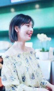 广西妹子张俪笑起来也很美!
