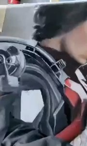 北京艺方学员李景瑞油画作品《明日边缘》女主角 第六阶段 北京成人油画班#北京油画培训##零基础油画课程##书画之美