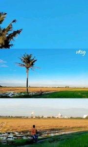 十月你好! 泰国乡村风景。。。#泰国
