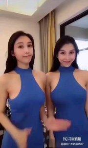 #我怎么这么好看 #性感不腻的热舞 @双胞胎妹妹 1月9号生日??