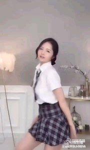 #花椒好舞蹈 #短发vs长发女孩