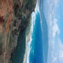 台湾最南部垦丁,环太平洋,风口浪尖之上!