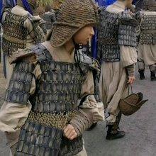将士们,听我号令,准备攻城!