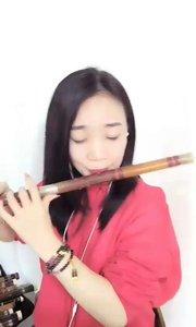 《爱江山更爱美人》笛子独奏