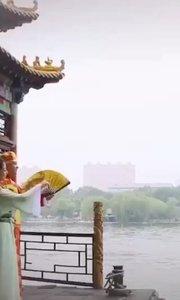 临场演员 夏天客串夏雨荷 你在大明湖吗?#七夕在线撒糖