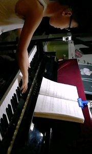 贝多芬c小调奏鸣曲第一乐章Op.10 No.1 还需努力
