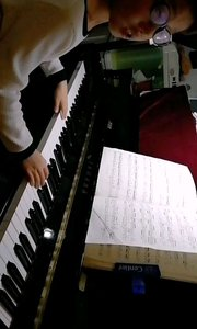巴赫三部创意曲NO.4上