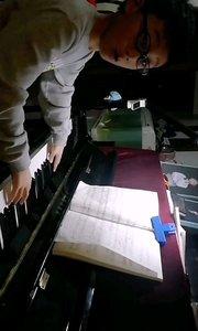 c小调奏鸣曲练练练