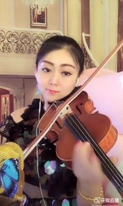 星光大道丹妮 . 小提琴独奏《知否知否》.