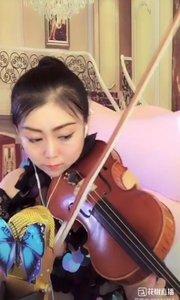 星光大道丹妮 . 小提琴独奏《沉思》.