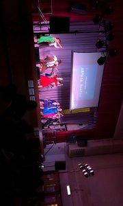 香港明星舞蹈