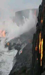印尼巴厘岛  爆发!——也许一辈子你都不会看到过的景象。(来自朋友拍摄)