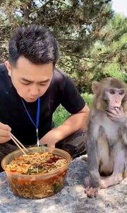 #原创达人  午餐吃什么?担担面,螺狮粉?小心烫嘴! #我的美食
