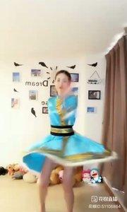 #精彩录屏赛  Z嫣儿 民族舞 《鸿雁》