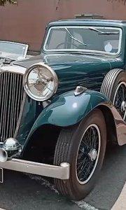 #主播的高光时刻 #带着花椒去旅行 #户外动起来 #车 #老爷车 #花椒之子 1950年老车手续齐全正常跑。