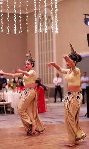 #带着花椒去旅行 #书画之美 #花椒音乐人 #我怎么这么好看 斯里兰卡舞蹈