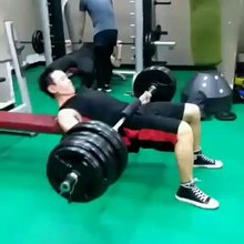训练臀大肌?