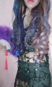 蓝色妖姬一