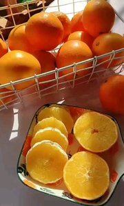 脐橙维生素C超多~美容养颜,美味可口~酸甜适中
