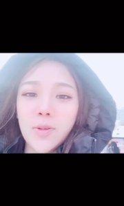 来哈尔滨一起看雪吧❄️ #带着花椒去旅行 #巅峰之战原创达人初赛