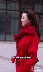 《紅衣麗人》  一道紅色的閃電 一個美麗的風景 一展完美的自信 一個靚麗的身影…