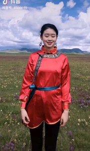 《草原红花》  迎风怒放展风采 草原红花遍地开 美艳无比令人赞 欢迎你到草原来……