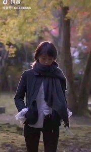 《红枫叶》  秋的记忆难忘记 往事如潮湧心里 手捧红叶忆往事 心潮澎湃泪水滴……