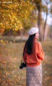 《秋叶情》  我在秋风中寻你 寻你那难忘的身影 一片片秋叶的飘落 吟唱着念你的歌曲……