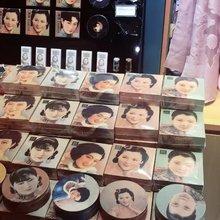 老上海化妆品。不多说买了七盒。。。很有感觉,雪花膏!哈哈哈。。。