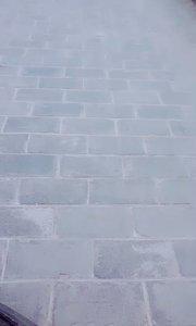 西安城墙打卡,有新技能表演喔