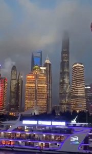 上海老漂亮啊