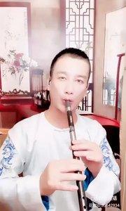 于雷贯耳®:笛子演奏《失恋阵线联盟》 轻快悦耳,超棒!#主播的高光时刻