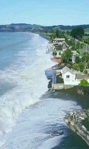 海景房可以看海,这海浪房敢住吗?