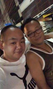 泰国偶遇老王