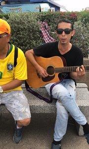 孟加拉老王唱的不错