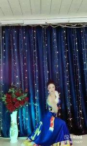 舞者火爆猴《高原藍》1.1#愛跳舞的我最美 #主播的高光時刻 #我怎么這么好看