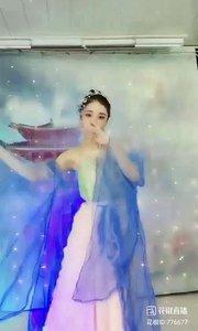 舞者火爆猴《柳岸旁》1.1#爱跳舞的我最美 #主播的高光时刻 #我怎么这么好看