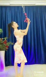 舞者火爆猴《心中若有桃花源》1.1#主播的高光时刻 #我怎么这么好看