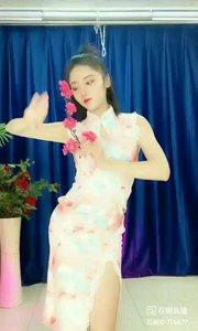 舞者火爆猴《心中若有桃花源》1.2#主播的高光时刻 #我怎么这么好看