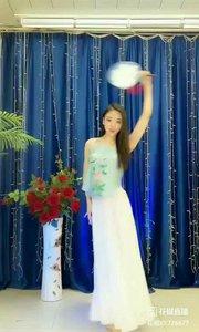 舞者火爆猴《烟雨红尘》1.1#花椒好舞蹈
