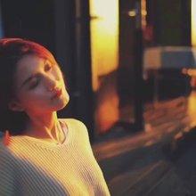 城市的光影与你