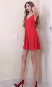 紅裙?熱舞?