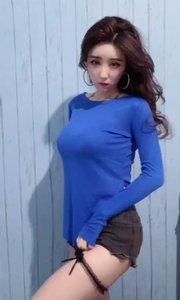 蓝色妖姬?#性感不腻的热舞
