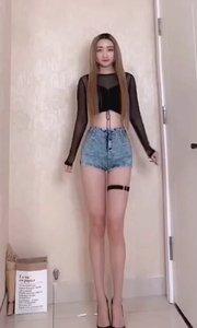 大长腿?#性感不腻的热舞