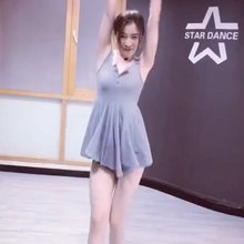 挚爱舞蹈的美女?